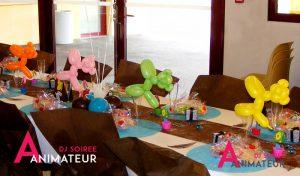 Sculpture sur ballon - animation artistique pour enfants à Pau et tout le Sud-ouest