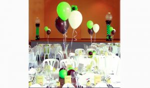 décoration ballon mariage - centre de table à l'hélium région sud-ouest à Pau Tarbes Lourdes