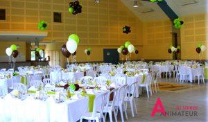 Décoration de salle pour mariage et anniversaire dans le Sud-ouest à Pau et Biarritz