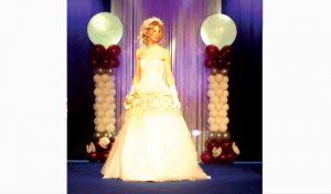 Décoration ballon de mariage