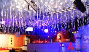 Décoration pour discothèque et bar de nuit à Tarbes Pau Molliets