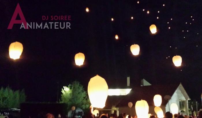 Lanternes, animation événementielle