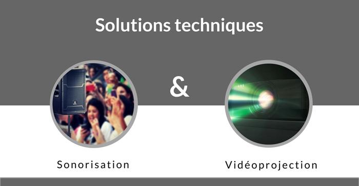 Sonorisation et vidéoprojection à Pau et Biarritz 64